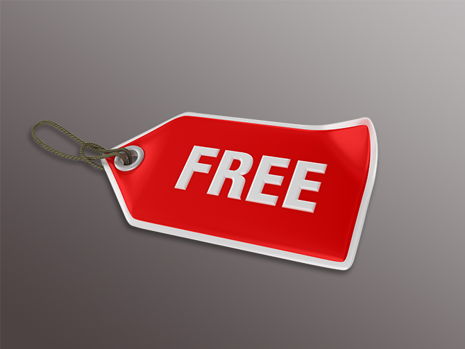 Are you prepared to give your business away for free?