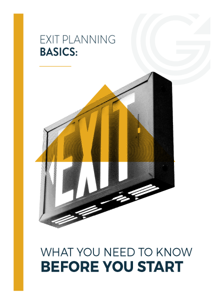 Exit planning Basics: What your need to know before you start