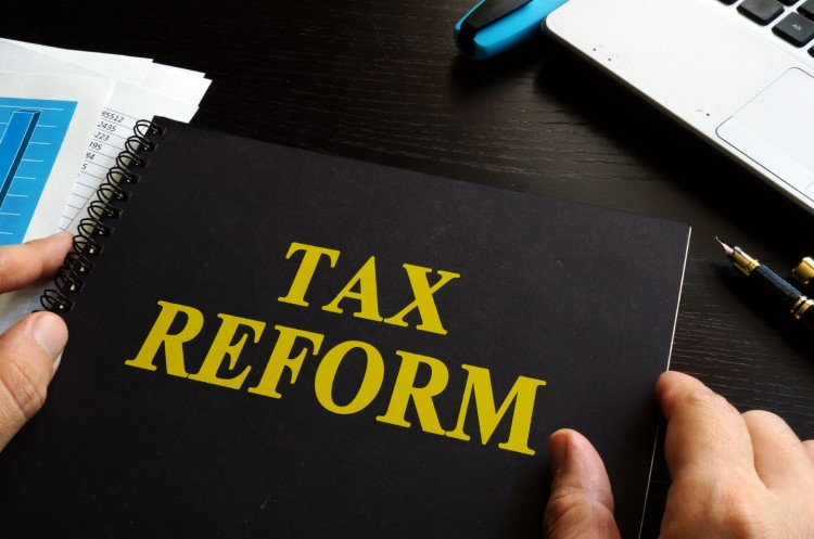 Tax Reform Positive