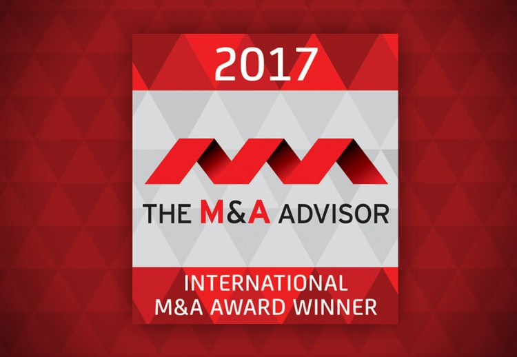 M&A Advisor Awards