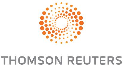Thomson Reuters award