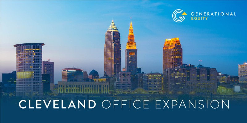 Generational Equity Cleveland Office