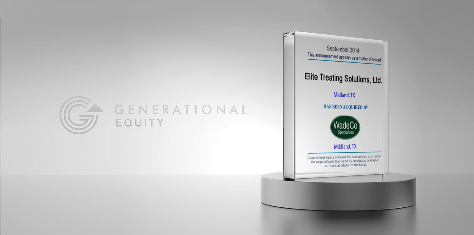 Elite Treating Solutions