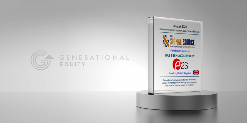 The-Signal-Source - Generational Equity