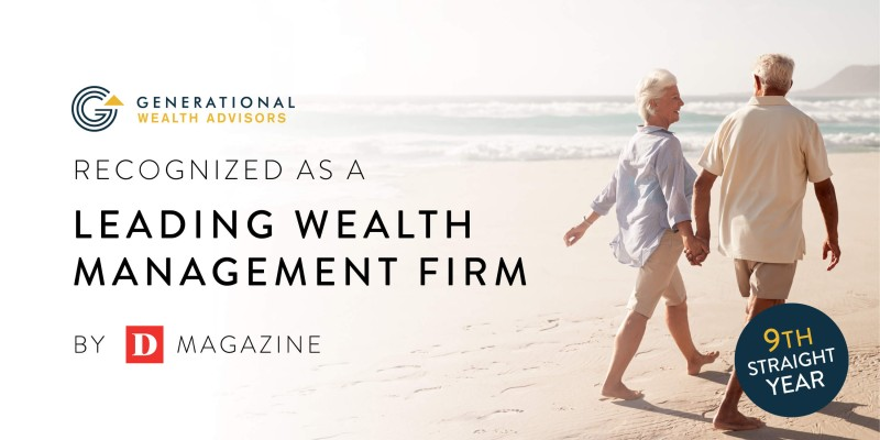GE Wealth Advisors Leading Firm 2019