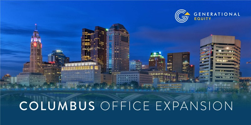 Generational Equity Columbus Ohio Office