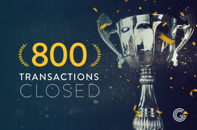 Generational Group 800 Transactions