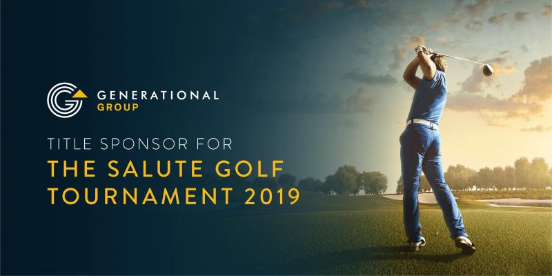 Salute Golf Tournament 2019