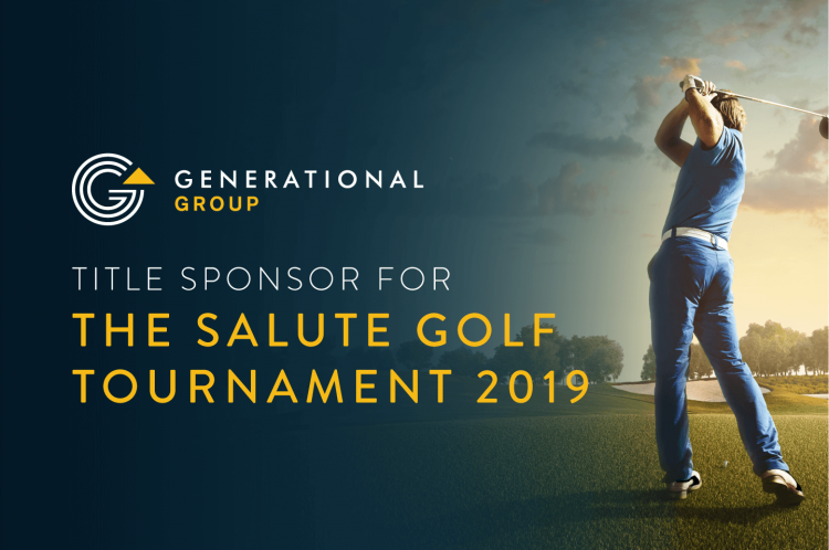 Salute Golf Tournament 2019
