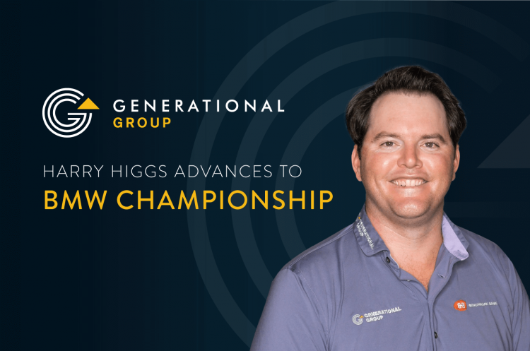 Harry Higgs BMW Championship