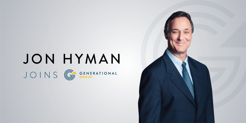 Jon Hyman Generational Group