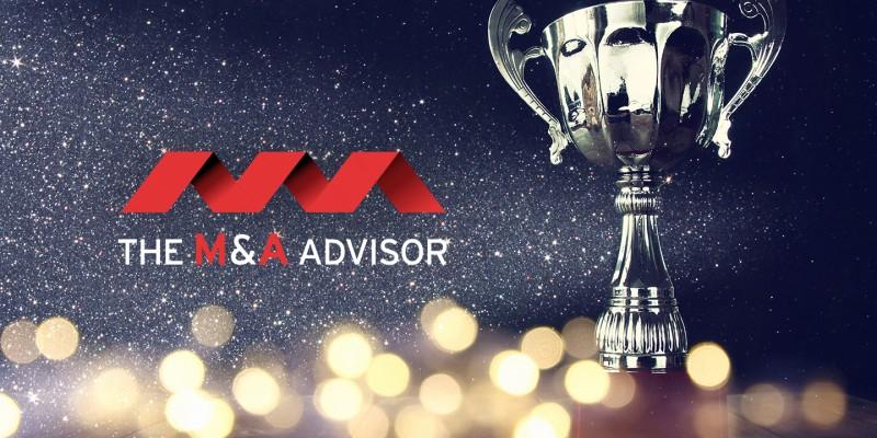 M&A Advisor Award