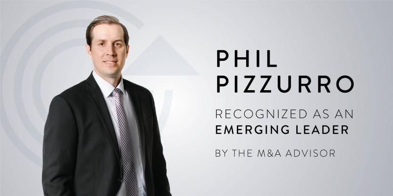 Phil Pizzurro Emerging Leader