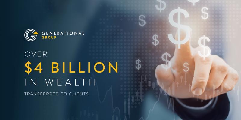 Generational Group 4 Billion Clients