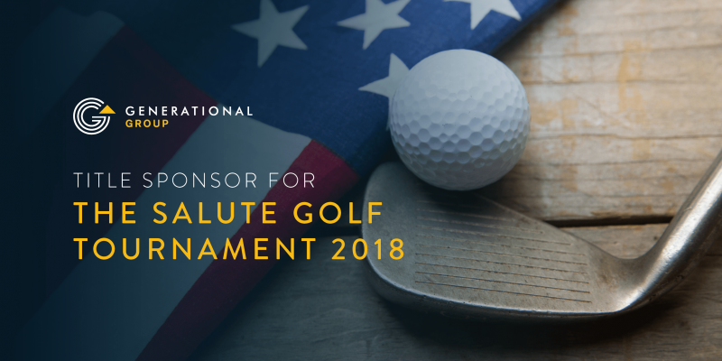 Salute Golf Tournament 2018