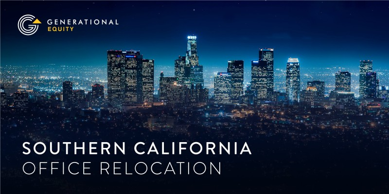 Southern California Office Relocation