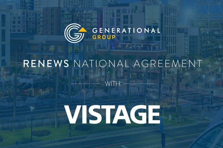 Vistage National Agreement