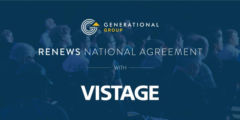 Vistage National Agreement