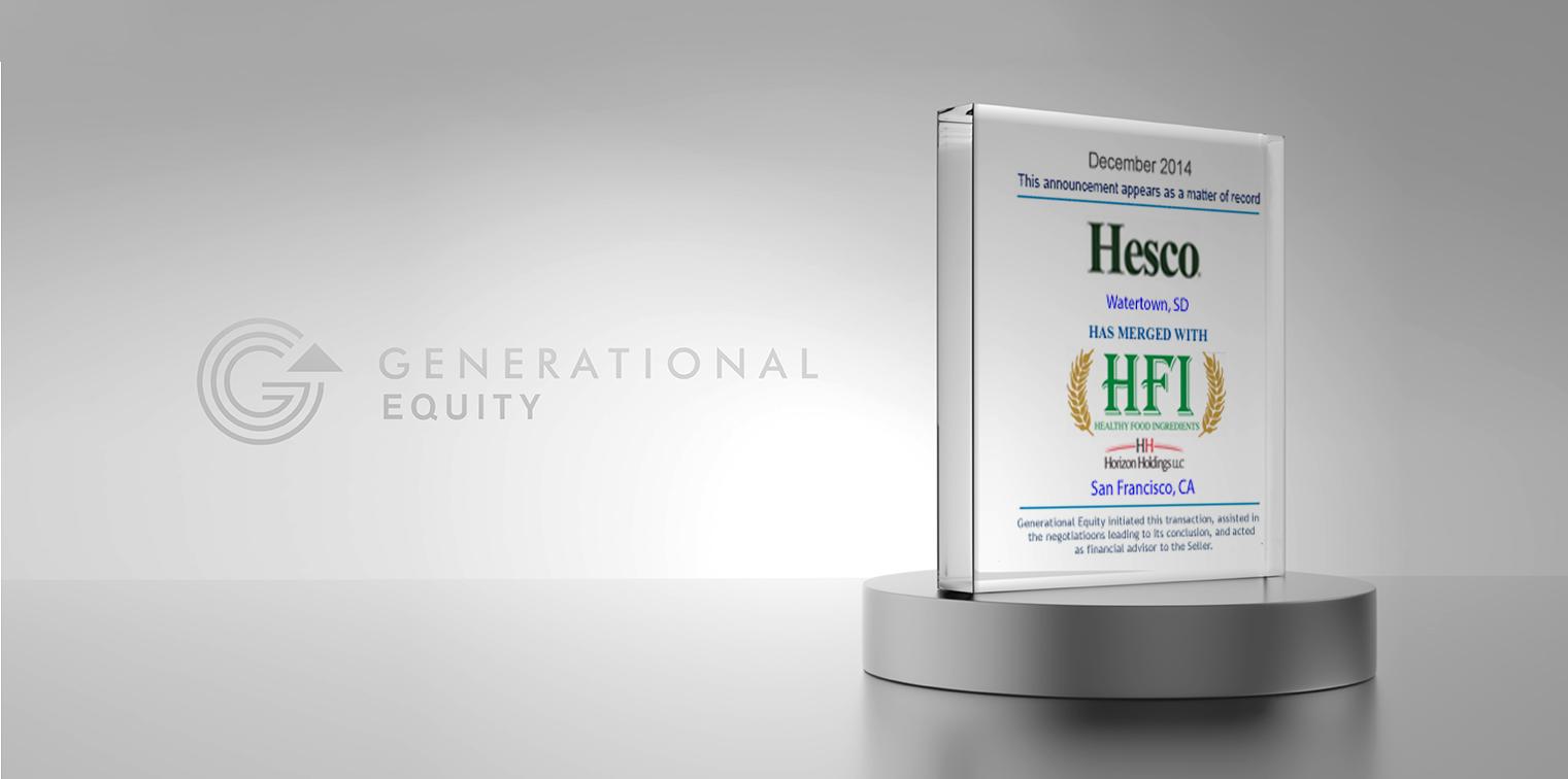 Hesco Thumb